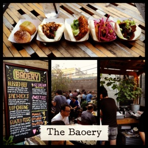 Word of Mouth- Underground Dining at the Baoery