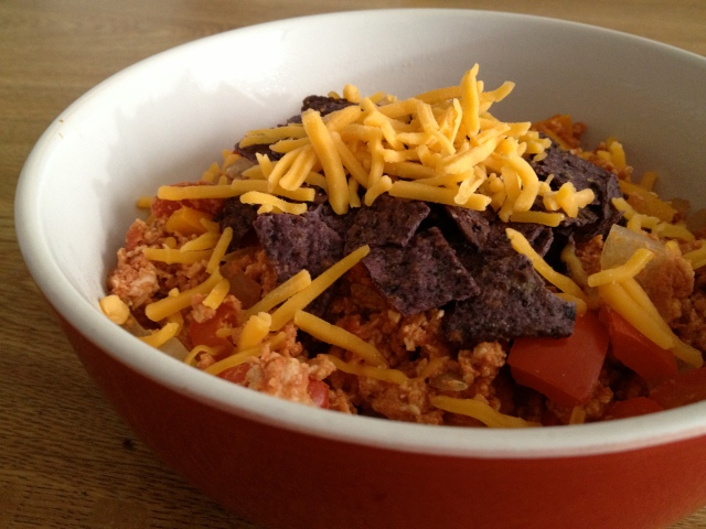 Final Turkey Chili