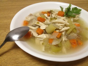 One Pot Meal: Mama's Chicken Soup